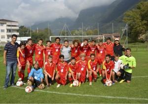 Allievi C 8° giornata 16.5.2015 – RBC – Arzo 4-2