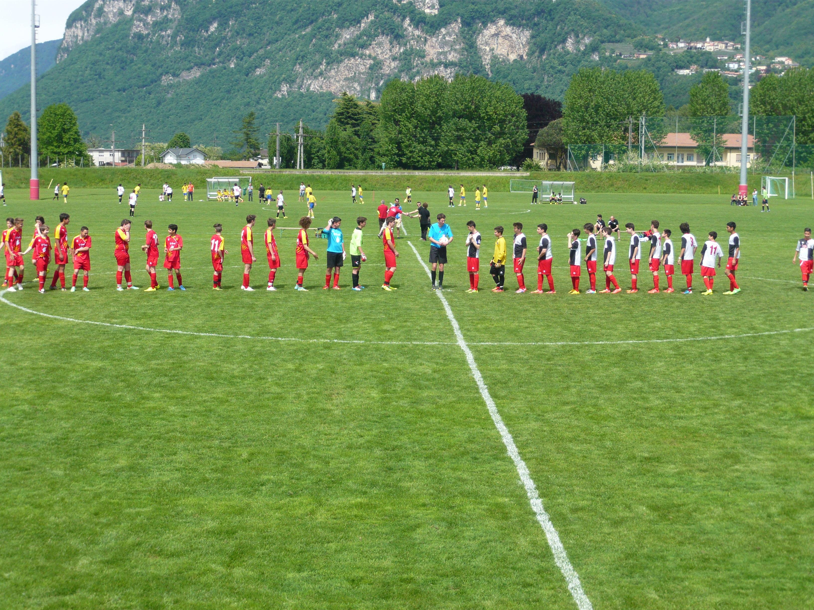Allievi C – 7° giornata 10.5.2015 – Mendrisio-RBC 3-2