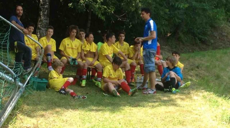 Allievi C – Torneo FC Gravesano/Bedano del 4.6.2015