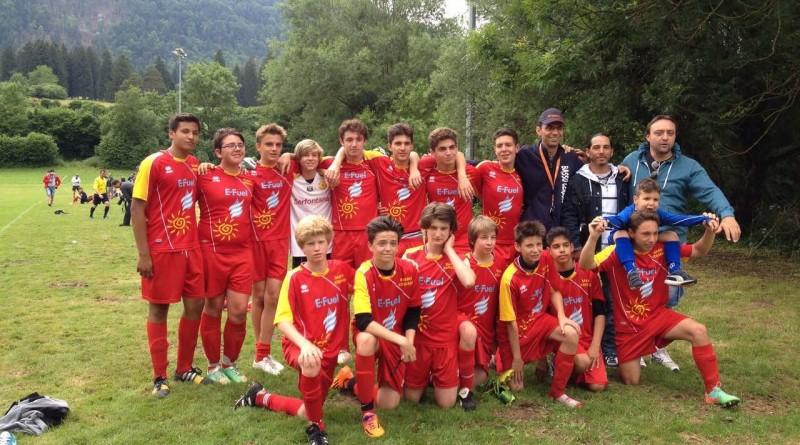 Allievi C – Torneo intercantonale di Corgemònt del 20/21.6.2015